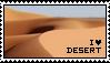 Stamp Desert by dragona
