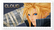 Cloud KH2 Stamp by BelleDragon
