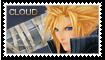 Cloud KH2 Stamp by BelleDragon
