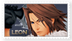 Leon KH2 Stamp by BelleDragon