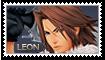 Leon KH2 Stamp by BelleDragon