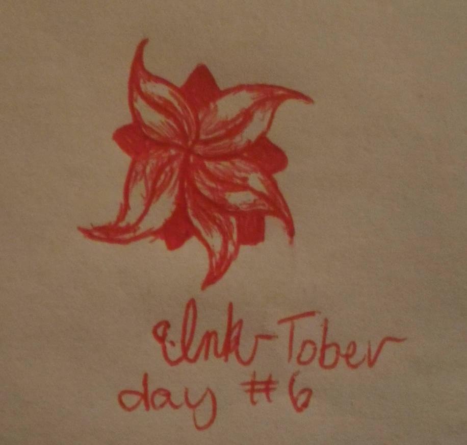 Inktober Day 6 (Slightly Springy) by AuroratheIceWing