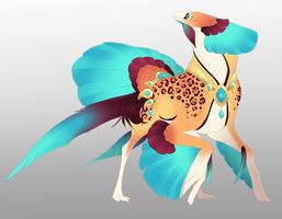 Jaguar Poult by QuillCoil