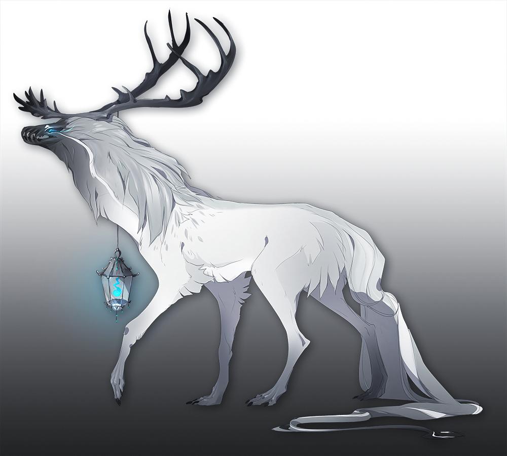 Adoptober: Lantern Spirit