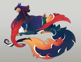 Mandarin Feng by QuillCoil