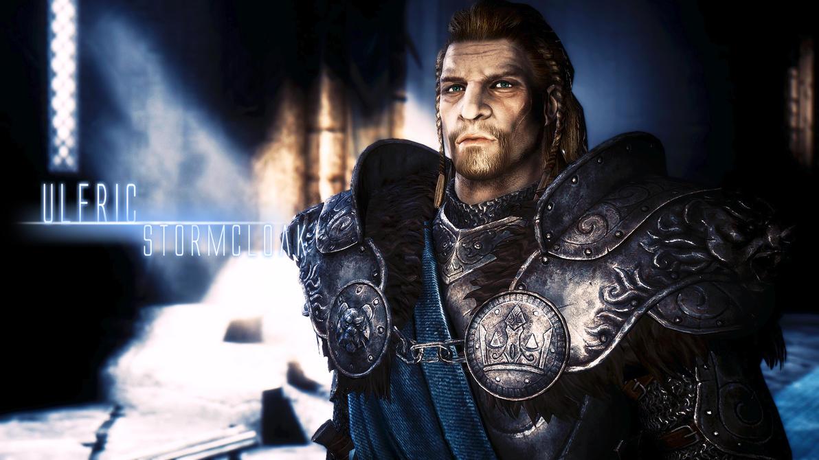 Ulfric Stormcloak - Immersive Armors Screenshot by zeezeeazc123