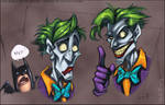 Joker Faces