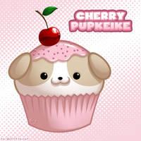 Cherry Pupkeike by zillabean