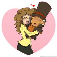 Hugs For Hershel by zillabean