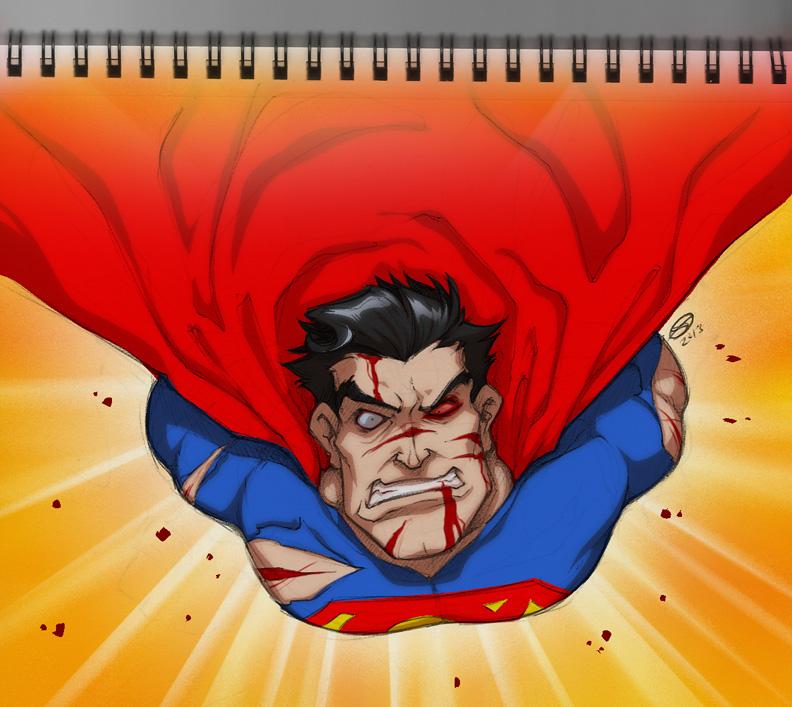 Super Crazy by zillabean