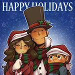 Happy Holidays from Team Layton!