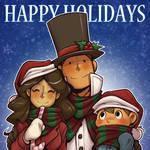 Happy Holidays from Team Layton!
