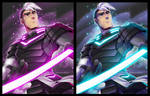 Commission: Warrior Armor Shiro