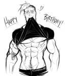 Happy Birthday NormalArcher3!