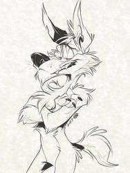 Scruffy Coyote I guess