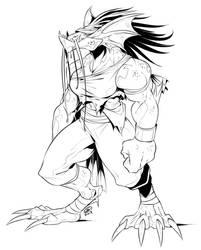 Commission: Seadragon