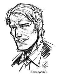 Hannibal sketch study