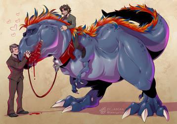 Commission: Murder Rex
