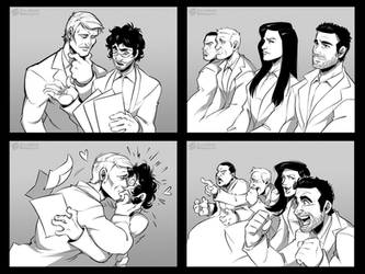 Hannigram Reaction Guys