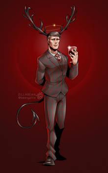 Happy Birthday Hannibal!