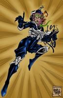 Regina Venom by MistahMahvel