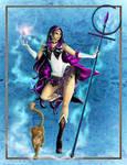 Commission: Sailor Astera