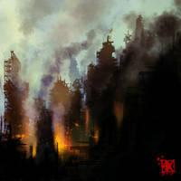 Burn the City Down by ladyfish