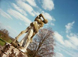Lude sculpture