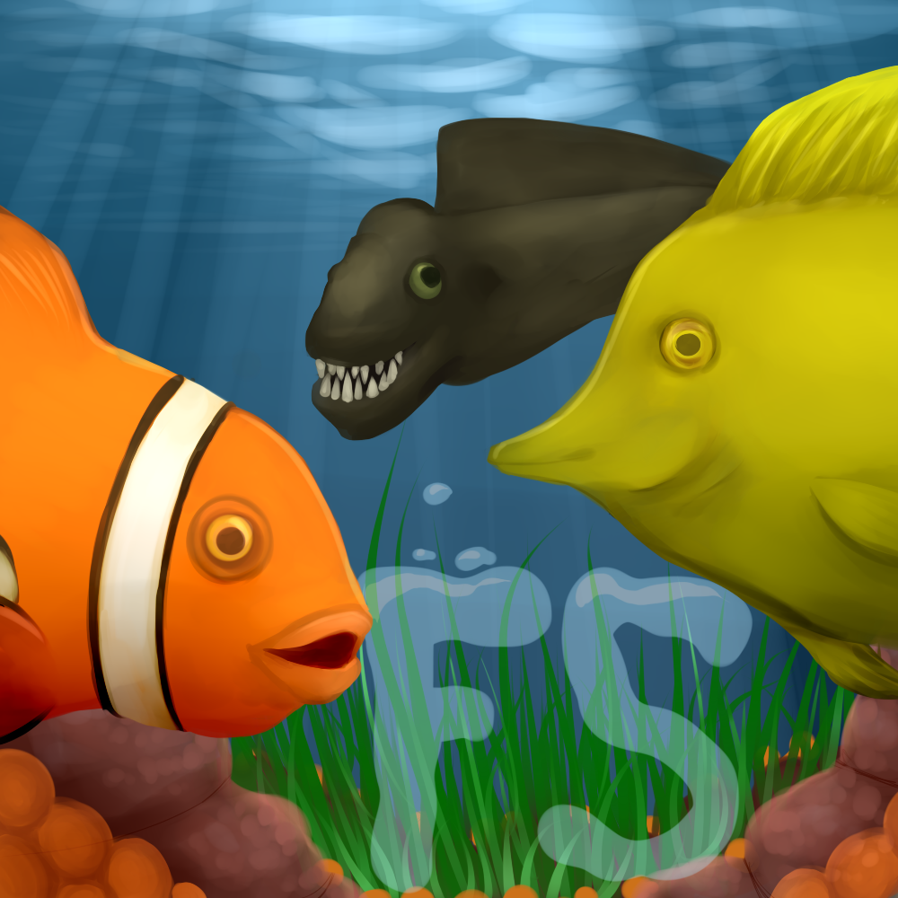Roblox Fish Simulator Thumbnail 1 By Nysunai On Deviantart
