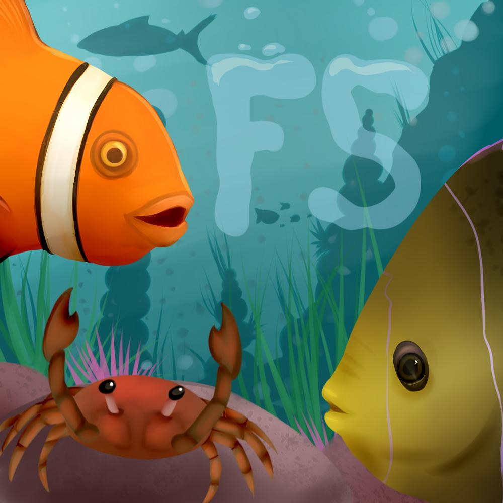 Roblox Fish Simulator Thumbnail 4 By Nysunai On Deviantart