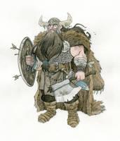 Viking by MarcoL87