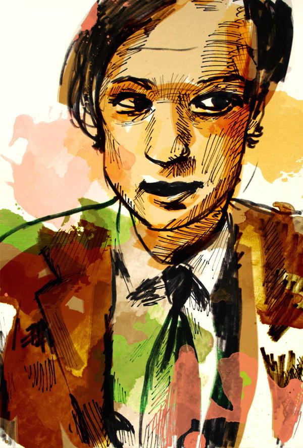The Eleventh Doctor : Matt Smith by schnestel