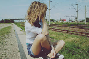 Don't look back by angela-madalina