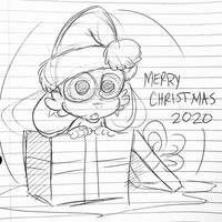 Bernabie wishes you a merry xmas