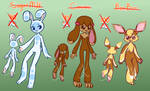Adoptable Candy Bunnies -CLOSED-