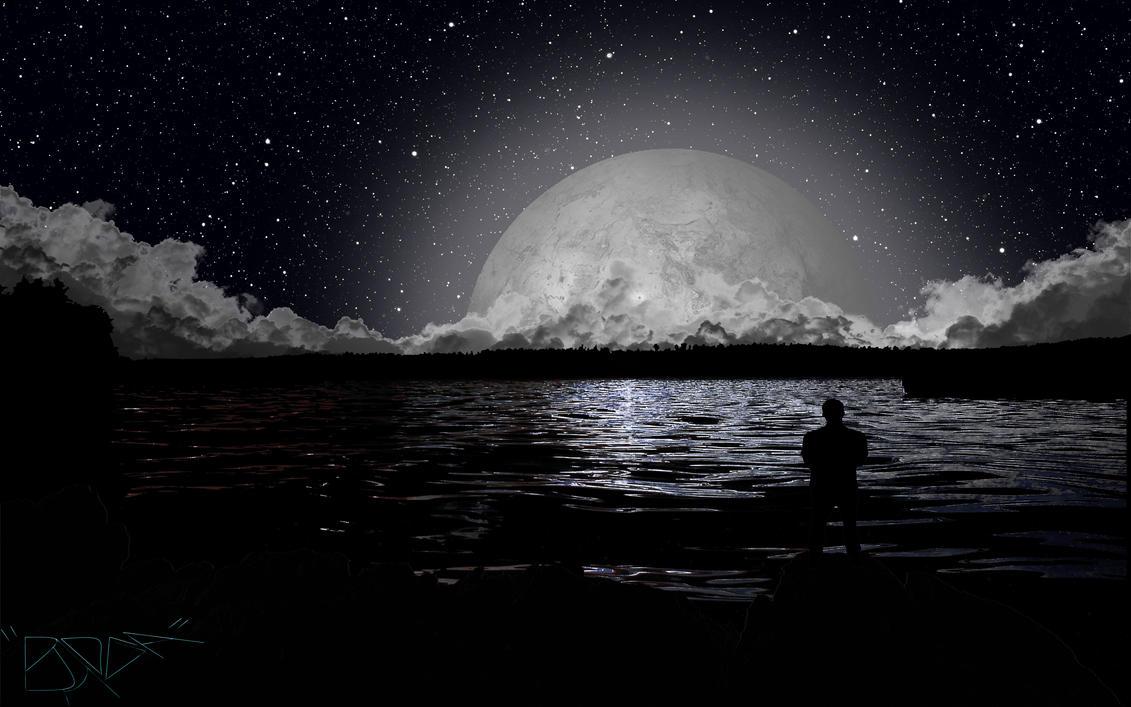 Moonlight by Backlash89