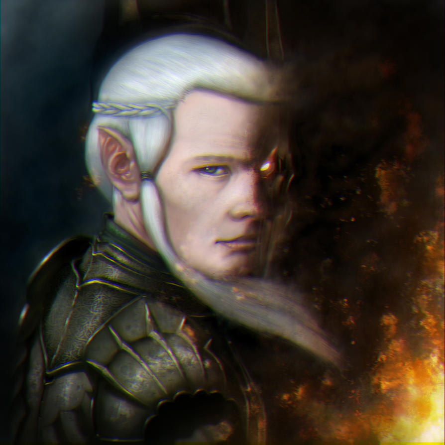 Sauron The Deceiver by DanikYaroslavTomyn