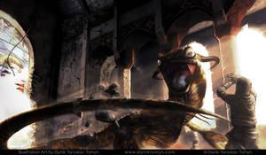 Wrath of The Basilisk by DanikYaroslavTomyn