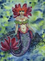 Mermaid by Alexsiel