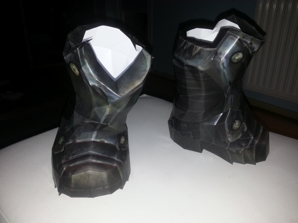 Darksiders WAR - Boots by bambryl