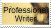 Professional Writer by vickymichaelis