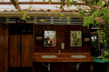Outdoor WC