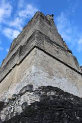 Tikal Building 3