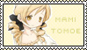 Mami Tomoe Stamp by fairlyflawed