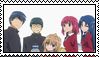 Toradora Stamp by fairlyflawed