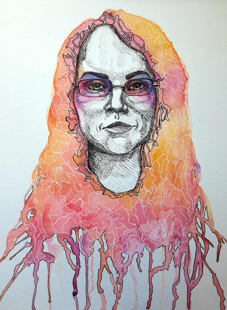 Portrait by TROgirl