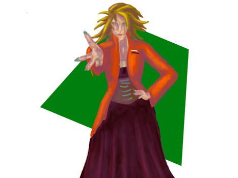 Lady Shamrock