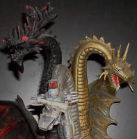 King Ghidorah as The Ancient Destroyer