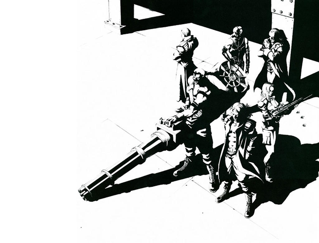 High tech special forces unit foxhound by liquidocelot96 - Foxhound metal gear wallpaper ...