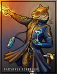Rakshasa Epicurian Sorcerer